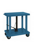 Wesco Heavy Duty 4000 to 6000 lb Load Manual Hydraulic Lift Tables