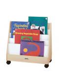 Jonti-Craft Multi Pick-a-Book Mobile Display Stand