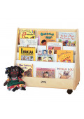 Jonti-Craft Pick-a-Book Mobile Display Stand