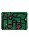 Carpets for Kids Go-Go Driving Rectangle Classroom Rug