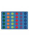 Carpets for Kids Seating Circles Rectangle Classroom Rug