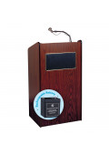 Oklahoma Sound Aristocrat Sound System Lectern, Rechargeable Battery