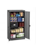 "Tennsco 36"" W x 66"" H Assembled Standard Storage Cabinets"
