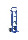 Vestil Blue Convertible Steel Hand Truck