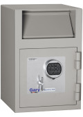 FireKing FB2114-RE Gary Electronic Combination Front Pull 1.6 cu. ft. Depository Safe