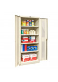 """Hallowell 78"""" H Ventilated Storage Cabinets"""