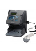 Acroprint HP4000 HandPunch Biometric 530-Employee Terminal with Barcode Badge Reader