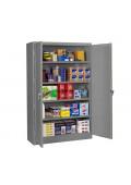 "Tennsco 48"" W x 78"" H Jumbo Storage Cabinets"