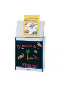 "Jonti-Craft Rainbow Accents 24"" W Flannel Board Mobile Big Book Easel"