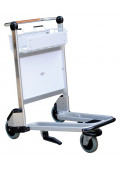 Vestil Nesting Multi-Use Cart With Brakes