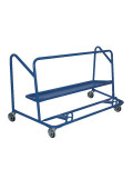 Vestil Nestable Steel Panel Cart 2000 lb Load