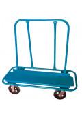 Vestil Load Drywall and Panel Cart Rubber Casters 3000 lb Load