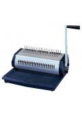Tamerica TCC2100 Manual Punch and Comb Binding Machine w/ Storage