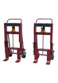 Wesco Rais-N-Rol 8000 lb Load Machinery Movers, Urethane Wheels