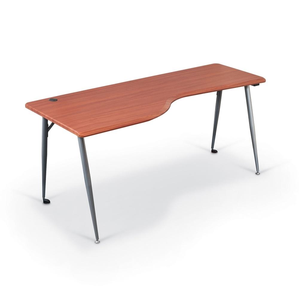 """Balt Iflex 65"""" W X 31"""" D Left Modular Desk Table 90001"""