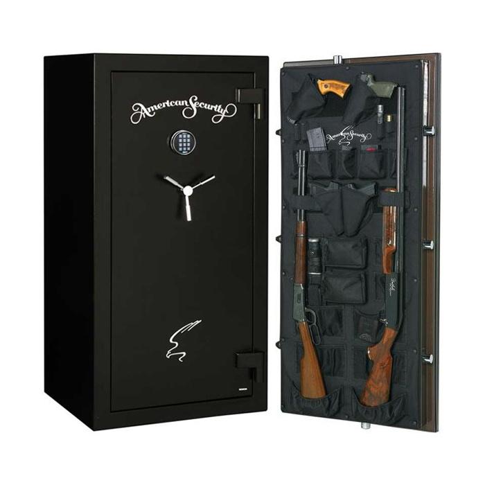 Amsec Fv6032 24-gun 45 Minute Fire Resistant B-rated Burglary Safe