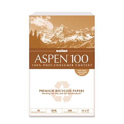 "Boise Aspen 11"" X 17"" 20lb 2500-sheets Multi-use Office Paper"