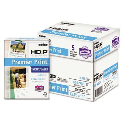 "Boise Hd:p 8-1/2"" X 11"" 24lb 500-sheets Premier Print Copy Paper"