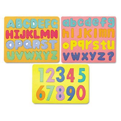 Chenille Kraft Magnetic WonderFoam Puzzles  3 Puzzles 4470