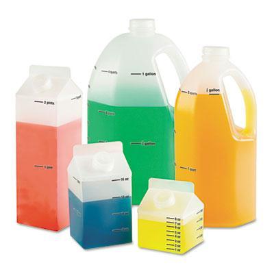 Learning Resources Gallon Liquid Measuring Set LER1207