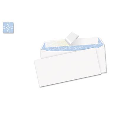 "Quality Park Cirrus 4-1/8"" X 9-1/2"" #10 Tyvek Security Envelope White 100/box"