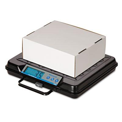 "Brecknell Gp100 100 Lb. Portable Digital Bench Scale 12"" W X 10"" D Platform"