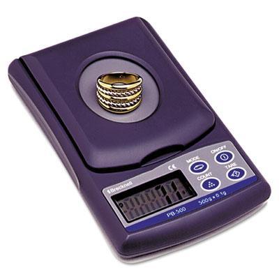"Brecknell Pb500 500 G Handheld Digital Balance Scale 2.5"" X 3"" Platform"