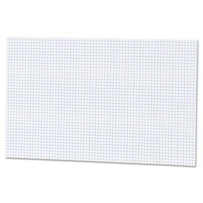 "Ampad 11"" X 17"" 50-sheet 4 Sq. Quadrille Rule Pad"