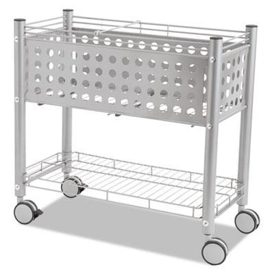 Vertiflex Smartworx Open Top Rolling File Cart VF52000
