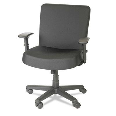 Alera Plus Xl Cp210 Big & Tall 500 Lb. Fabric Mid-back Task Chair