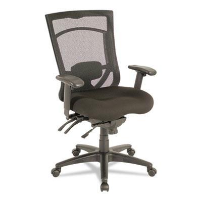 Alera Ex Ex4114 Multifunction Mesh High-back Task Chair