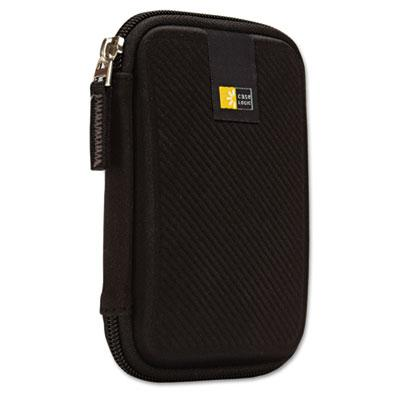 Case Logic Molded Eva Portable Hard Drive Case Black