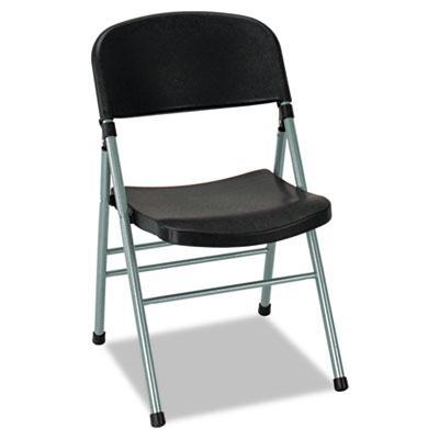 Bridgeport Endura 36869 Molded Plastic Folding Chair 4-pack