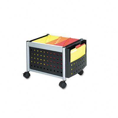 Safco Mini-Scoot Mobile File Cart 5371BL