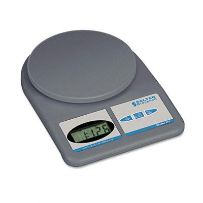 "Brecknell 311 11 Lb. Digital Shipping Scale 5.75"" D Platform"