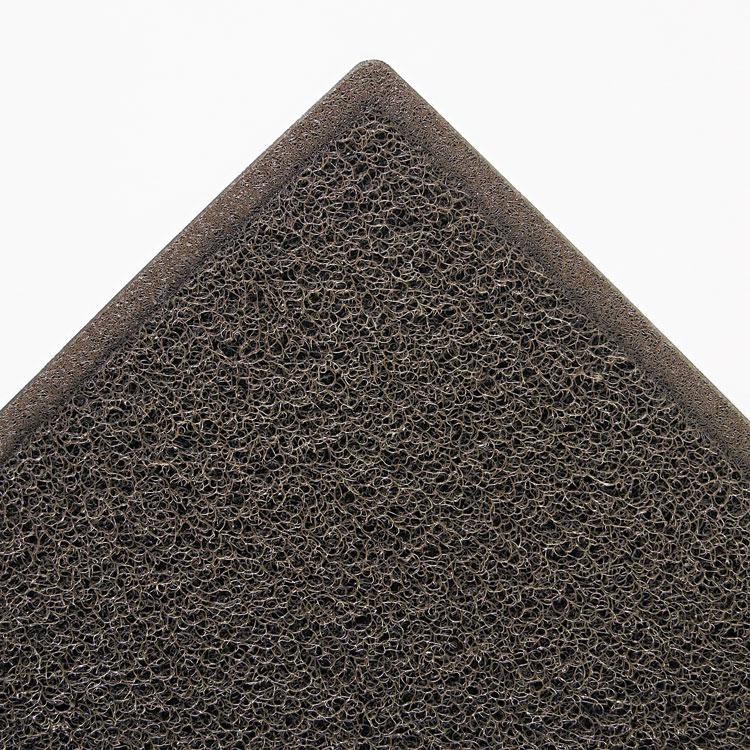 """3m Dirt Stop Scraper Mat Polypropylene 36"""" X 60"""" Chestnut Brown"""