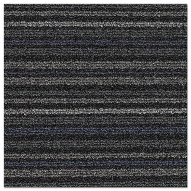Nomad 7000 Heavy Traffic Carpet Matting, Nylon/Polypropylene, 48 x 72, Blue 700046BL