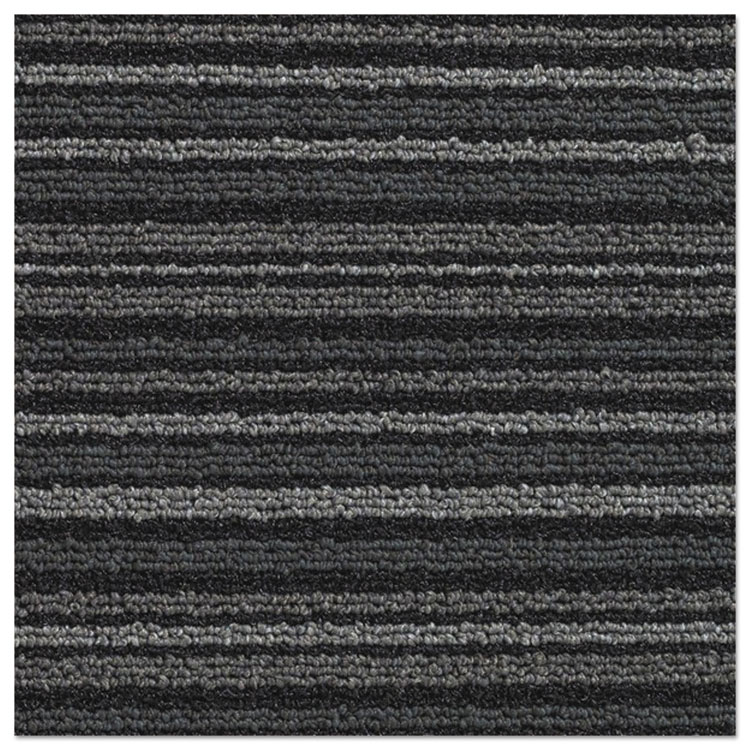 Nomad 7000 Heavy Traffic Carpet Matting, Nylon/Polypropylene, 48 x 72, Gray 700046GY