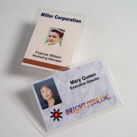 "Akiles 7 Mil Military Card Size 2-5/8"" X 3-7/8"" Laminating Pouches (500 Pcs)"