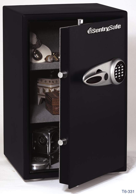 Sentry T6-331 2.3 Cubic Foot Home Security Safe T6-331