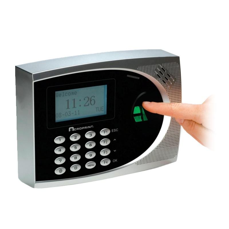 Acroprint Timeqplus Biometric System Bundle