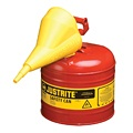 Justrite 7120110 Type I 2 Gallon Safety Can