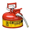 Justrite 7210120 Type II AccuFlow 1 Gallon Can