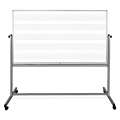 Luxor MB7248MW Reversible Whiteboard