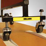 Heavy Duty Self Leveling Casters