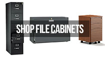 Shop File Cabinets