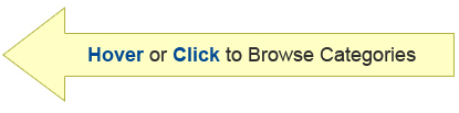 Hover or Click to Browse Categories